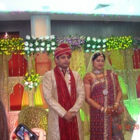 Superna's Wedding Day Pics